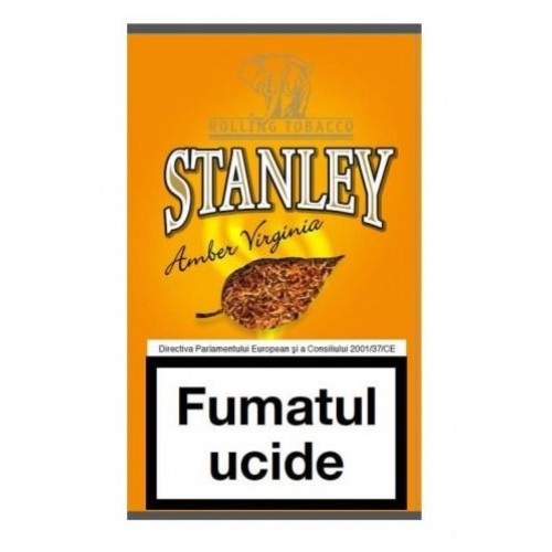 Tutun pentru rulat sau injectat Stanley Amber Virginia