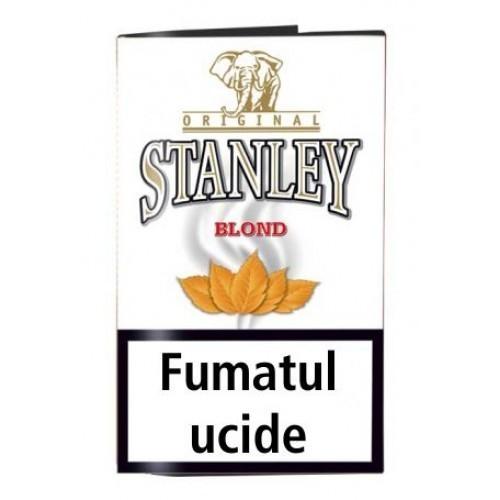Tutun pentru rulat sau injectat Stanley Blond