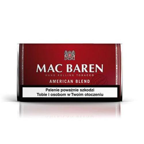 Tutun pentru rulat sau injectat Mac Baren American Blend