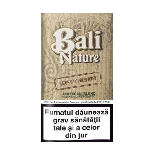 Tutun pentru rulat sau injectat Bali Shag Nature