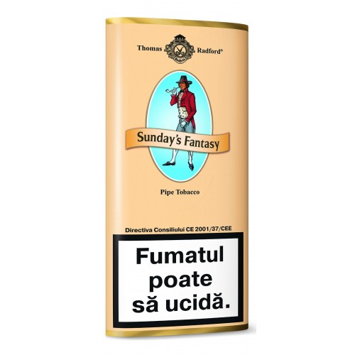 Tutun pentru pipa Sunday's Fantasy 50g