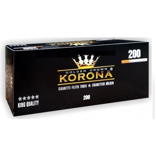 Tuburi de tigari Korona 200