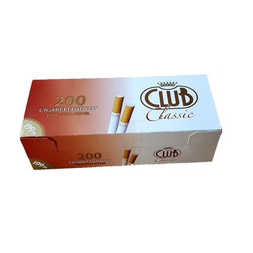 Tuburi de tigari Club Clasic