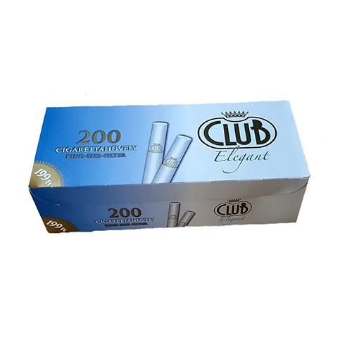 Tuburi de tigari Club Elegant 200