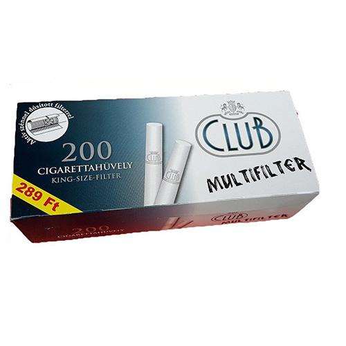 Tuburi de tigari Club Multifilter