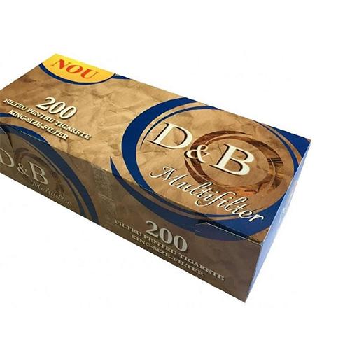 Tuburi de tigari DB Multifilter