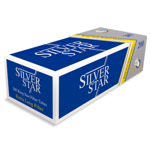 Tuburi de tigari Silver Star 200 Extra Long