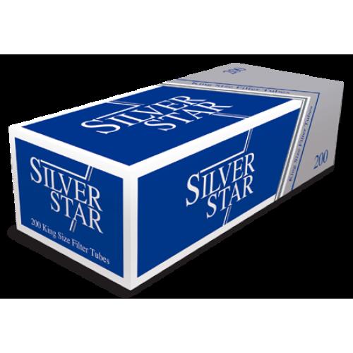 Tuburi de tigari Silver Star 200