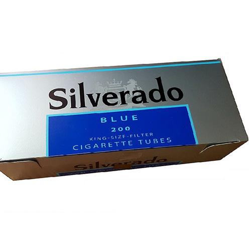 Tuburi de tigari Silverado Blue 200