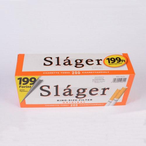 Tuburi de tigari Slager 200 Original