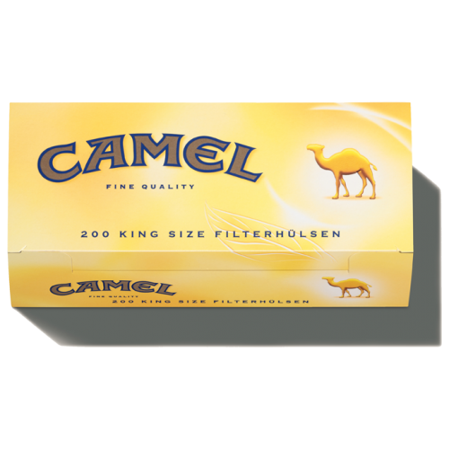 Tuburi de tigari Camel galben