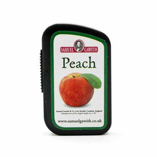 Tutun pentru prizat Samuel Gawith Peach