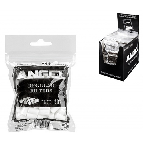 Filtre pentru rulat foite Angel Regular slim