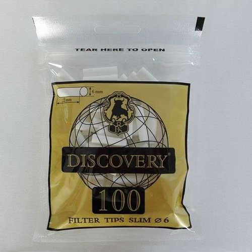 Filtre Discovery 100 Slim 6 MM