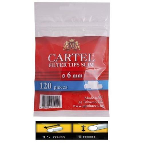 Filtre Cartel Slim 6 mm 120