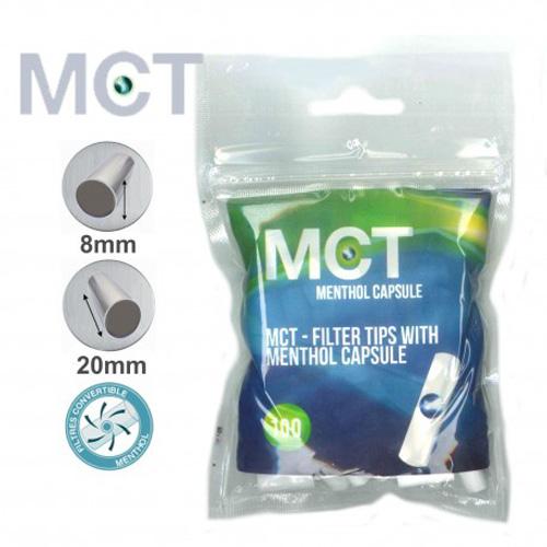 Filtre MCT Menthol Capsule Regular