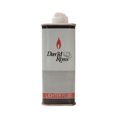 Benzina brichete David Ross 133 ml