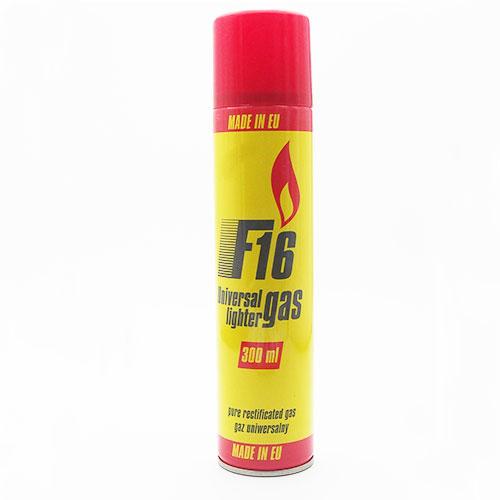 Gaz pentru brichete F16