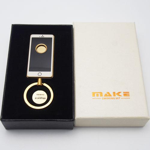 Bricheta cu rezistenta in forma de Iphone - Make
