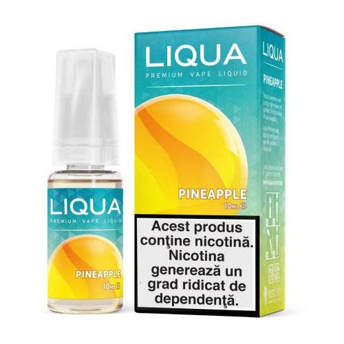 Lichid pentru tigara electronica Liqua Pineapple