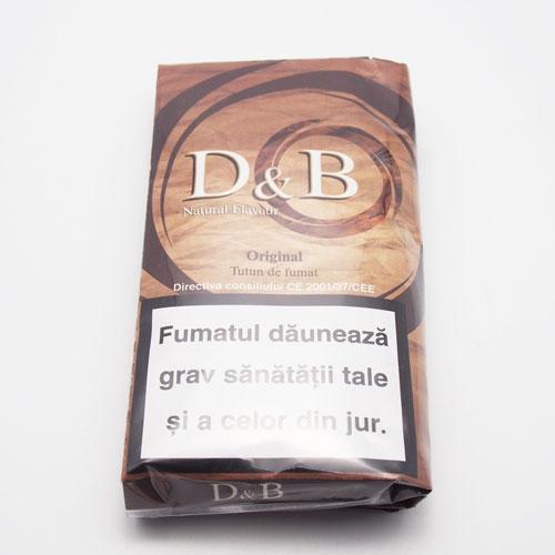Tutun d&b 20g pentru rulat tigarete