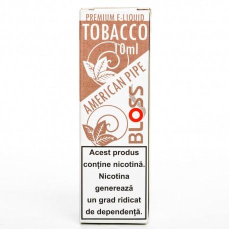 Lichid pentru tigara electronica Bloss-American Pipe-6mg
