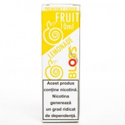 Lichid pentru tigara electronica Bloss-10ml-Lemonade-12mg