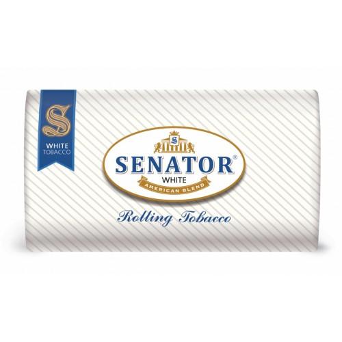 Tutun pentru rulat SENATOR - White American Blend 35g