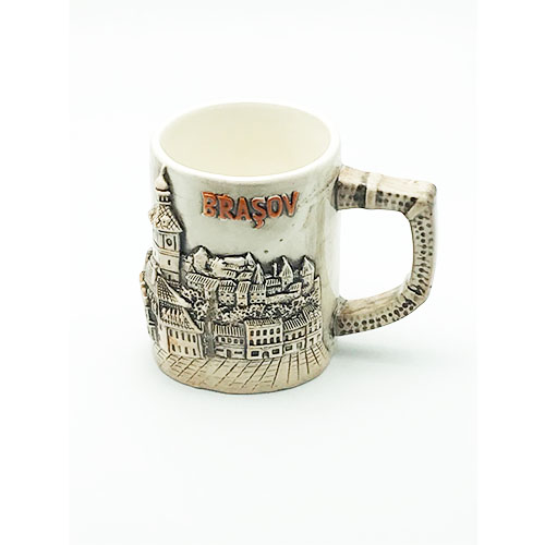 Cana din ceramica Brasov