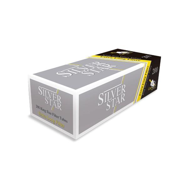 Tuburi Tigari Silver Star Carbon XL 200