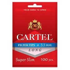 Filtre CARTEL SUPER SLIM LONG 5,3mm