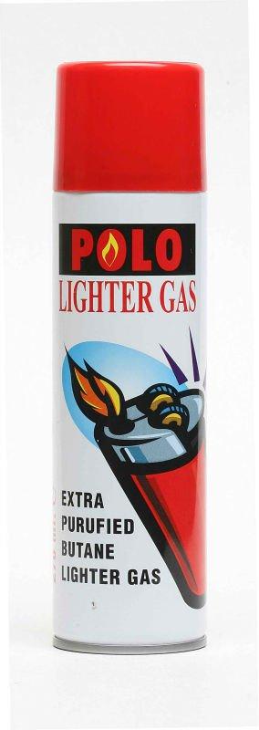 Gaz pentru brichete spray 270ml, Polo